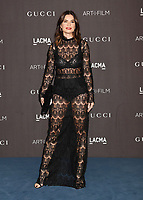 LOS ANGELES, CA - NOVEMBER 02: Maria Karan attends the 2019 LACMA Art + Film Gala at LACMA on November 02, 2019 in Los Angeles, California.<br /> CAP/ROT/TM<br /> ©TM/ROT/Capital Pictures