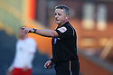 Referee Colin Webster.Rochdale v Stevenage - npower League 1 - Spotland, Rochdale - 14th January, 2012.© Kevin Coleman 2012