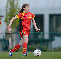 U 16 Belgian red Flames - virginia USA :<br /> <br /> Morgane Wijns<br /> <br /> foto Dirk Vuylsteke / Nikonpro.be