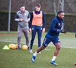 06.03.2020: Rangers training: Jermain Defoe
