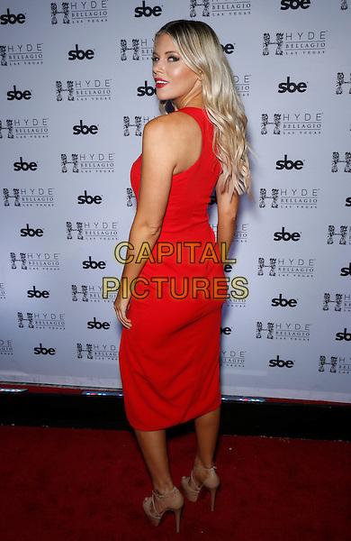 06 February 2016 - Las Vegas, Nevada - Chrissy Blair. UFC Octagon Girls take over Hyde Bellagio.   <br /> CAP/ADM/MJT<br /> &copy; MJT/AdMedia/Capital Pictures