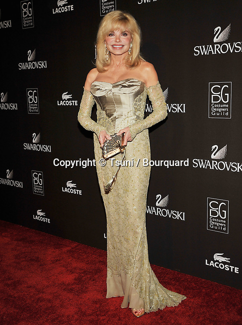 Loni Anderson _38   -<br /> 12th Ann. Costume Designers Guild  Awards - 2010 at the Beverly Hilton Hotel In Los Angeles.