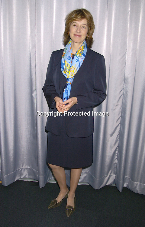Maureen Garrett ..at the Women's Advocate Ministry Awards Breakfast on October 28, 2004 at the Con Edison Executive Dining Room. ..Photo by Robin Platzer, Twin Images