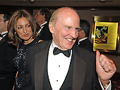 Washington, DC - April 26, 2003 -- Former GE Chairman Jack Welch and his friend Suzy Wetlaufer at the White House Correspondents Dinner, Washington, DC, April 26, 2003.<br /> Credit: Ron Sachs / CNP<br /> (RESTRICTION: NO New York or New Jersey Newspapers or newspapers within a 75 mile radius of New York City)