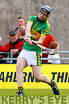 Ballyduff in action against Brendan Brosnan Lixnaw in the Senior County Hurling Final in Austin Stack Park on Sunday