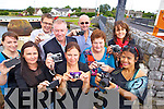 Pictured at the launch of the photo competition for the Wild Atlantic Way at Blennerville, on Monday were l-r: Majella Milward, Roisin McGuigan, David Scott, Kieran Ruttledge, Helen Egan, Triona Houlihan, Sandra Leahy and Linda Flanagan.