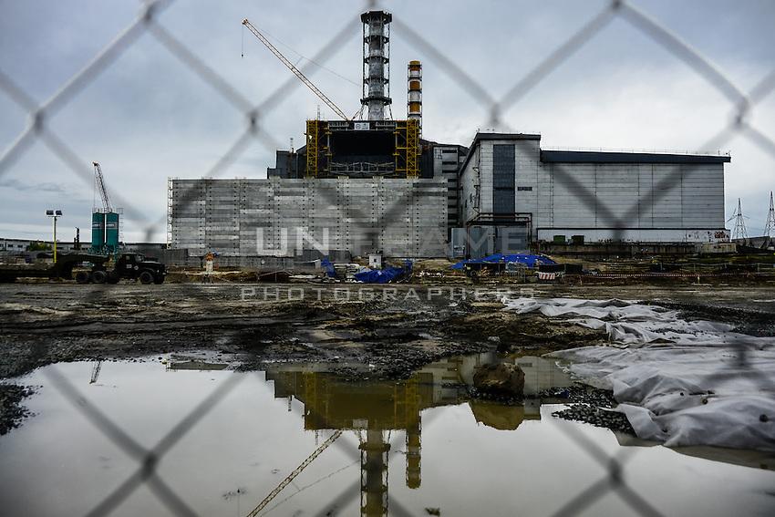 černobyl 2014