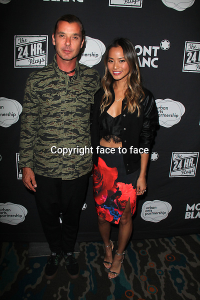 SANTA MONICA, CA - June 20: Gavin Rossdale, Jamie Chung at The 24 Hour Plays Los Angeles After-Party, Shore Hotel, Santa Monica, June 20, 2014. Credit: Janice Ogata/MediaPunch<br /> Credit: MediaPunch/face to face<br /> - Germany, Austria, Switzerland, Eastern Europe, Australia, UK, USA, Taiwan, Singapore, China, Malaysia, Thailand, Sweden, Estonia, Latvia and Lithuania rights only -