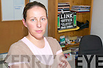 Cutbacks: Ann Davies of the Listowel based LINK School's Completion Programme said that a 3% staff cut back by the Department of Education's will have dire consequences for the 200 students who avail of the LINK services at seven North Kerry schools.   Copyright Kerry's Eye 2008