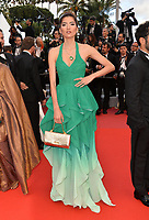 "Blanca Blanco at the gala screening for ""Sink or Swim"" at the 71st Festival de Cannes, Cannes, France 13 May 2018<br /> Picture: Paul Smith/Featureflash/SilverHub 0208 004 5359 sales@silverhubmedia.com"