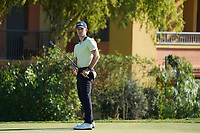 Brandon Stone (RSA) during round 1 of the Portugal Masters, Dom Pedro Victoria Golf Course, Vilamoura, Vilamoura, Portugal. 24/10/2019<br /> Picture Andy Crook / Golffile.ie<br /> <br /> All photo usage must carry mandatory copyright credit (© Golffile | Andy Crook)