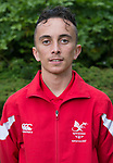 John P Wilson<br /> <br /> Team Wales team photo prior to leaving for the Bahamas 2017 Youth commonwealth games - Sport Wales National centre - Sophia Gardens  - Saturday 15th July 2017 - Wales <br /> <br /> &copy;www.Sportingwales.com - Please Credit: Ian Cook - Sportingwales