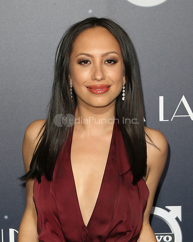 "Westwood, CA - DECEMBER 06: Cheryl Burke At Premiere Of Lionsgate's ""La La Land"" At Mann Village Theatre, California on December 06, 2016. Credit: Faye Sadou/MediaPunch"