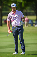 Jon Rahm (ESP) after his approach shot on 2 during round 3 of the Fort Worth Invitational, The Colonial, at Fort Worth, Texas, USA. 5/26/2018.<br /> Picture: Golffile | Ken Murray<br /> <br /> All photo usage must carry mandatory copyright credit (&copy; Golffile | Ken Murray)