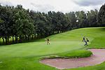 ZOETERMEER - Green hole 10. BurgGolf Westerpark.  COPYRIGHT  KOEN SUYK
