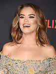 WESTWOOD, CA - OCTOBER 26: Actress Paris Berelc arrives at the Premiere Of Netflix's 'Stranger Things' Season 2 at Regency Westwood Village Theatre on October 26, 2017 in Los Angeles, California.