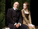 Bingo by Edward Bond,directed by Angus Jackson.With Patrick Stewart as William Shakespeare,Catherine Cusack as Judith.Opens at The Chichester Festival Theatre on 23/4/10 Credit Geraint Lewis