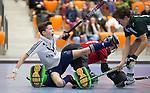ROTTERDAM - NK Zaalhockey. Jongens C. Cartouche-Pinoke 1-5.  KNHB/KOEN SUYK