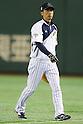 Akihiro Yano (JPN),<br /> NOVEMBER 15, 2014 - Baseball : <br /> 2014 All Star Series Game 3 between Japan 4-0 MLB All Stars <br /> at Tokyo Dome in Tokyo, Japan. <br /> (Photo by Shingo Ito/AFLO SPORT)[1195]