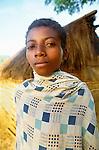 Malagassy villager portrait, Madagascar