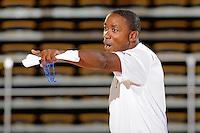 FIU Men's Basketball First Practice (10/17/09)