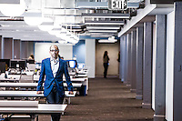 Portraits of Dick Costolo - Twitter CEO - 2012