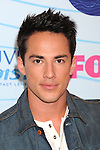 UNIVERSAL CITY, CA - JULY 22: Michael Trevino poses in the press room at the 2012 Teen Choice Awards at Gibson Amphitheatre on July 22, 2012 in Universal City, California.