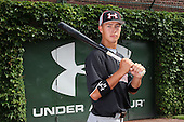 Connor McKay during the 2010 Under Armour All-American Game powered by Baseball Factory at Wrigley Field in Chicago, Illinois on August 13, 2010.  (Copyright Mike Janes Photography)