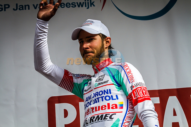 Nicola TESTI (ITA, AND) was the most combatitive rider, Stage 4 Hotel Verviers - La Gileppe (Jalhay), België, Ster ZLM Toer, Gileppe Belgium, 21th June 2014, Photo by Thomas van Bracht / Peloton Photos