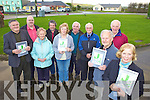 MAGAZINE: Committee members with the 25th anniversary edition of the Ballydonoghue Parish Magazine, which will be launched next week, l-r: John Keane, Stephen Keane, Margaret Gilbert, John McGrath, Noelle Hegarty, Jim Finnerty, Mick Finucane, Brendan Buckley with at front, Johnny Bambury, Sheila Barry.