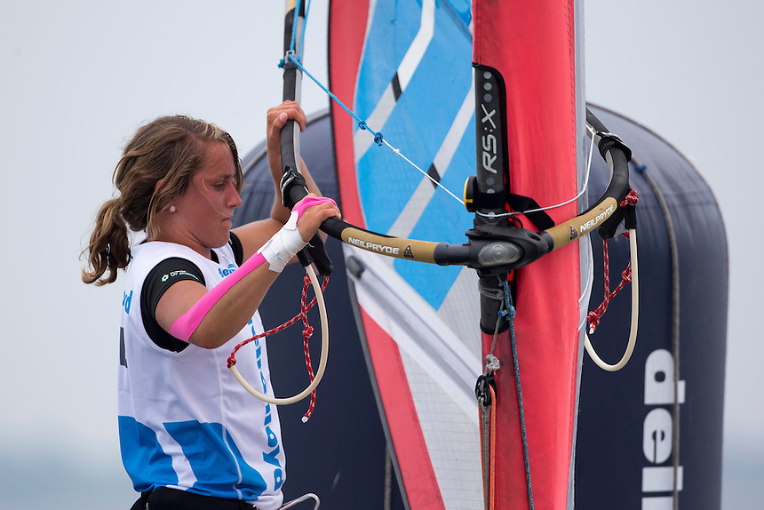 Day two Delta Lloyd Regatta  2014 (20/25 May 2014). Medemblik - the Netherlands.
