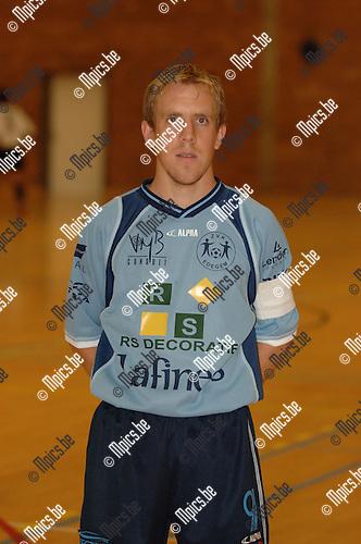 Steve Pouwels, Futsal Edegem