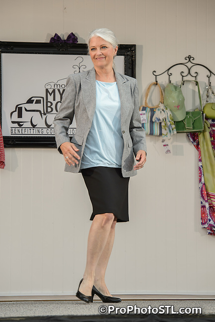 """Streetscape Magazine and Cary O'Brian's Design and Color Spa present """"Mystique Fashion Show"""" in St. Charles, MO on May 20, 2012."""