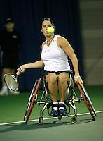 17-11-07, Netherlands, Amsterdam, Wheelchairtennis Masters 2007, Gravellier