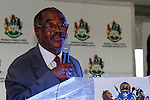 DURBAN - 15 November 2016 - KwaZulu-Natal premier Willies Mchunu speaks at a sod-turning ceremony at Durban's Addington Beach where a monument is set to be built to commemorate the 1860 arrival of Indians in South Africa. They were brought into the country as indentured labourers to work on the sugar cane fields of the then Natal Colony. Today there are an estimated 1.3 million South Africans of Indian descent, most of whom live in the greater Durban area. Picture: Allied Picture Press/APP