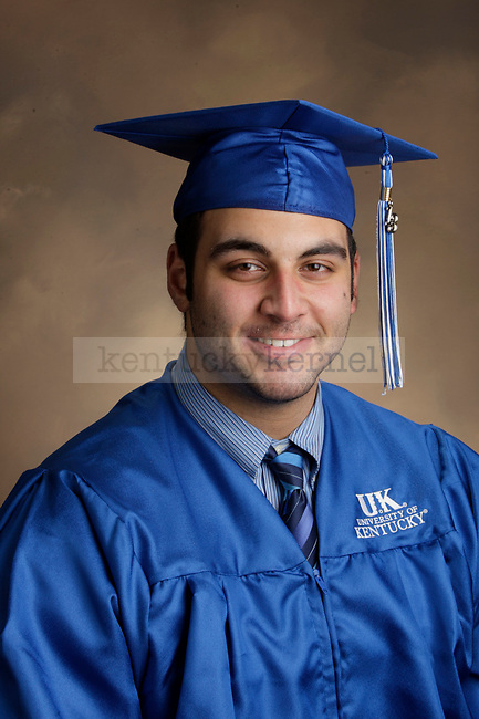 "Shalash, Abdel-Sater ""Abid"" photographed during the Feb/Mar, 2013, Grad Salute in Lexington, Ky."
