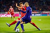 September 12th 2017, Munich, Germany, Champions League football, Bayern Munich versus Anderlecht; Sofiane Hanni midfielder of RSC Anderlecht