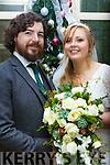 Glavin/Williams wedding in Ballyseede Castle on Friday December 22nd,