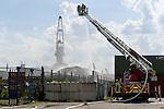 20150629 Feuer auf Schrottplatz in Bremen-Hemelingen