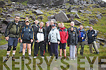 CHARITY CLIMB: Tralee locals took a trek up Carrantouhill on Saturday in aid of Our Lady's Children's Hospital Crumlin. From l-r were: Pat Lovette, Louise O'Leary, Ryan Lovette, Danny Leane, Damien Moran, Ciaran Brennan, Graham O'Shea, Lisa Kelter, Nollaig Barry, Michaela Hennessey, Billy Hennessey, Colm Kingston and Pat Breen.