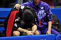 Jun Mizutani, JANUARY 22, 2012 - Table Tennis : All Japan Table Tennis Championships Men's Singles final at Tokyo Metropolitan Gymnasium, Tokyo, Japan. (Photo by Jun Tsukida/AFLO SPORT) [0003].