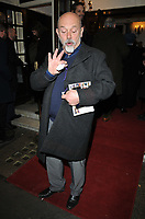 Keith Allen at the &quot;Betrayal&quot; play press night, The Harold Pinter Theatre, Panton Street, London, England, UK, on Wednesday 13th March 2019.<br /> CAP/CAN<br /> &copy;CAN/Capital Pictures