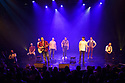Assembly Festival Gala Launch at the Edinburgh Festival Fringe. Assembly presents a showcase of a number of productions and acts to launch their Fringe 2018, at the Assembly Hall, Edinburgh. Picture shows: Choir of Man.