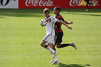 25.05.2014: Testspiel Deutschland vs. U20