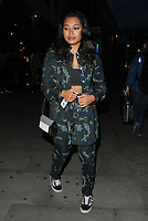 Vanessa White at the James Bay x TOPMAN new capsule collection launch party, Ace Hotel Shoreditch, Shoreditch High Street, London, England, UK, on Tuesday 08 August 2017.<br /> CAP/CAN<br /> &copy;CAN/Capital Pictures