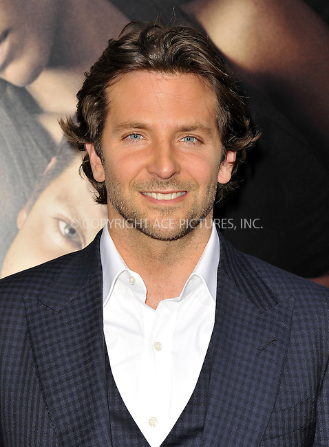 WWW.ACEPIXS.COM....September 4 2012, LA....Bradley Cooper arriving at the Premiere Of CBS Films' 'The Words' at the ArcLight Cinemas on September 4, 2012 in Hollywood, California.......By Line: Peter West/ACE Pictures......ACE Pictures, Inc...tel: 646 769 0430..Email: info@acepixs.com..www.acepixs.com
