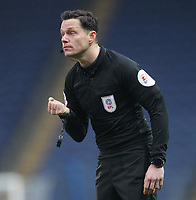 Ref Darren England<br /> <br /> Photographer Mick Walker/CameraSport<br /> <br /> The EFL Sky Bet Championship - Blackburn Rovers v Ipswich Town - Saturday 19 January 2019 - Ewood Park - Blackburn<br /> <br /> World Copyright &copy; 2019 CameraSport. All rights reserved. 43 Linden Ave. Countesthorpe. Leicester. England. LE8 5PG - Tel: +44 (0) 116 277 4147 - admin@camerasport.com - www.camerasport.com