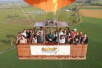 20151214 December 14 Hot Air Balloon Gold Coast