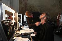 """06/09/11 : Tournage CHATEAU DE COMPIEGNE du film """"Paris la ville à remonter le temps"""", scénario Carlo de Boutiny et Alain Zenou, réalisation Xavier Lefebvre, production GEDEON PROGRAMMES"""