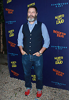 NEW YORK, NY - JUNE 6: Nick Offerman at the New York Premiere of Rooftop Films' Hearts Beat Loud at Pioneer Works in Brooklyn, New York City on June 6, 2018. <br /> CAP/MPI99<br /> &copy;MPI99/Capital Pictures